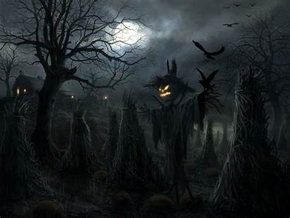 Desktop Horror Wallpapers Scary Halloween Creepy Cool