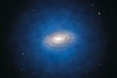 Milky Way Creation Center Mystery Composition Videos