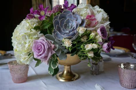 Flower Arrangement Centerpieces Succulent Wedding