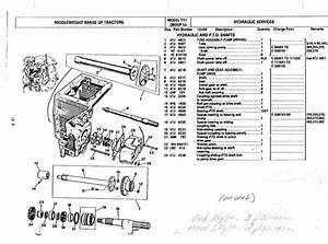 Pto Parts Diagrams