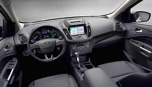 2018 Ford Ecosport Titanium Interior