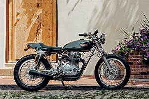 Racing Caf U00e8  Yamaha Xs 650 By Bill Becker