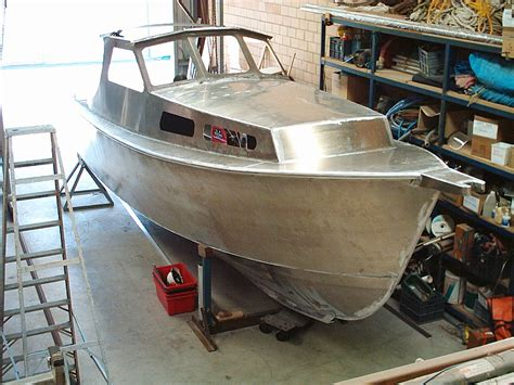Boat Plans Aluminium by Diy Aluminum Boat Cleaner Do It Your Self