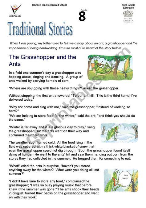 ant   grasshopper  bi coaorg