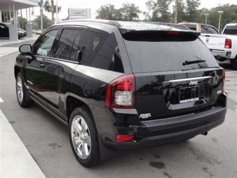 Find New 2014 Jeep Compass Latitude In 2173 South Woodland