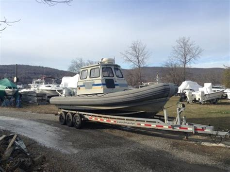 Zodiac Boats For Sale In Ontario by Zodiac Rib Zodiac Cabin Rib 2001 Used Boat For Sale
