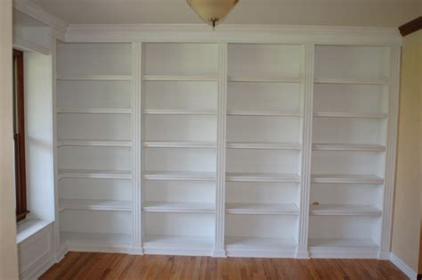 how to build a wall bookcase step by step oxo good grips modular wine rack cabinet making