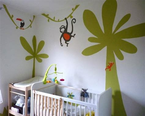 chambre theme jungle idee deco chambre theme jungle raliss com