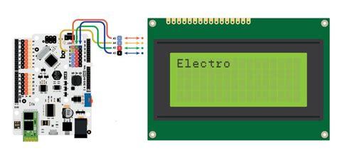 Die Besten 25+ Arduino Lcd Ideen Auf Pinterest Pdf