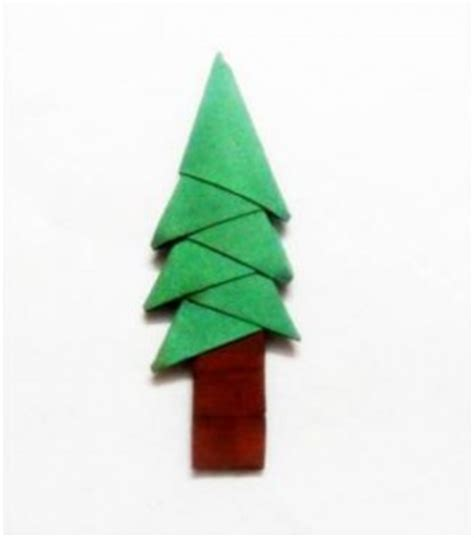 step by step christmas tree oragami wiki with pics origami tree ornament platter