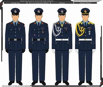Force Air Royal Uniforms King Lobster Grand