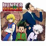 Hunter Icon Folder Kirigiri Kaz Deviantart