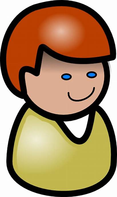 Clipart Smiling Clip Clker Cliparts Vector Royalty
