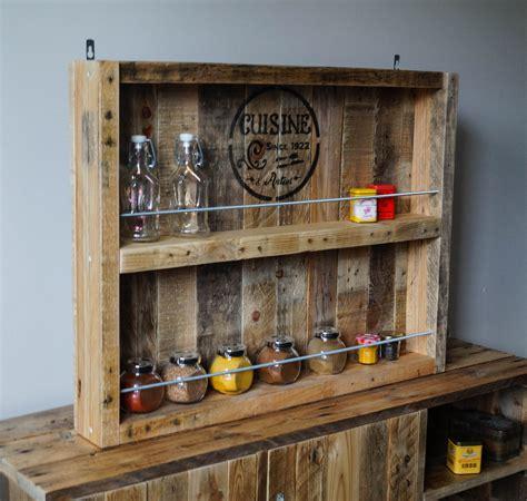etagere a epice cuisine etagère à epices étagère a épices en bois étagère à