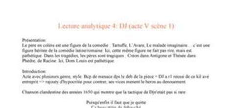 Hamlet Resume En Francais by Dom Juan De Moli 232 Re Acte V Sc 232 Ne 1