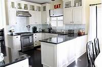 kitchen cabinets white HMH Designs: White Kitchen Cabinets: Timeless and Transcendent