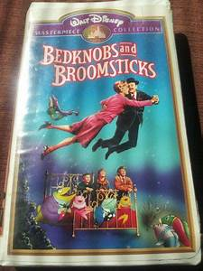 """Free: Walt Disney's """"Masterpiece Collection"""" Bedknobs and ..."""
