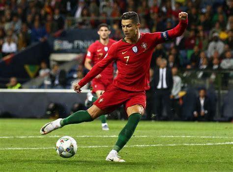 Cristiano Ronaldo Scored 90 International Goals,The First ...