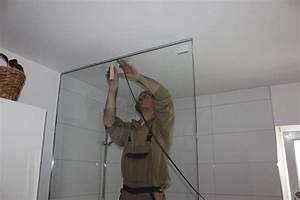 Glaswand Selber Bauen : 10mm sicherheitsglas f r die duschabtrennung aus glas ~ Lizthompson.info Haus und Dekorationen