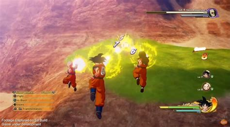 dragon ball  kakarot onrpg