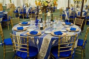 navy blue wedding decorations navy blue and gold wedding decoration sang maestro