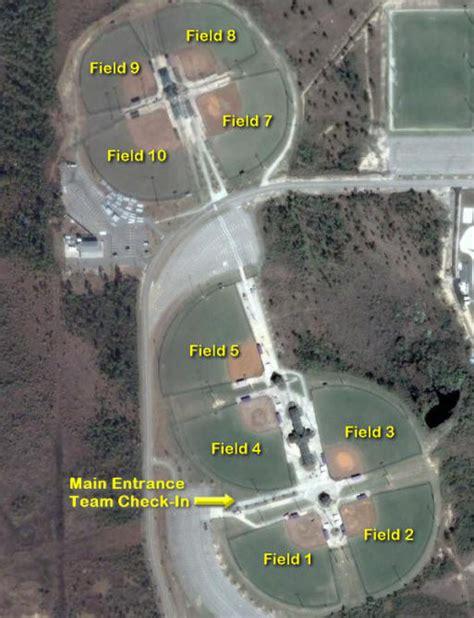 Gulfport SportsPlex Field Map - Diamond 9 Events LLC