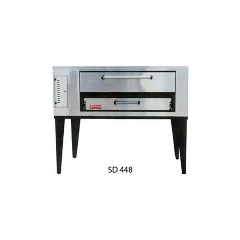 marsal and sons pizza prep tables marsal and sons sd 448 marsal pizza deck oven