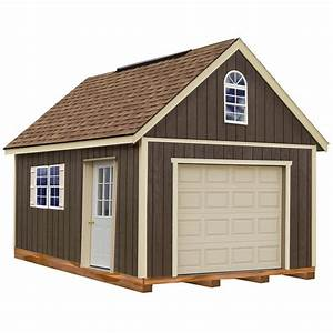 shop best barns common 12 ft x 24 ft interior With barn windows lowes