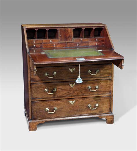 secretaire baise bureau antique mahogany bureau faded mahogany bureau bureau and secretaire