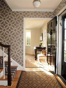 tapetenmuster wohnzimmer 8 hallway design ideas that will brighten your space