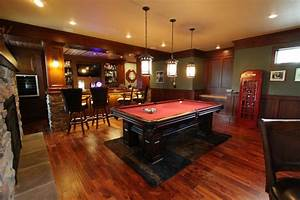 Irish Pub Addition - Traditional - Family Room - Other