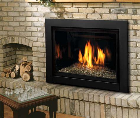 Kingsman Fireplaces - kingsman gas fireplace direct vent gas insert idv33