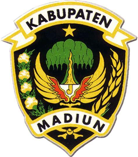aneka info logo kabupaten madiun jawa timur