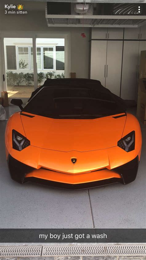 Reality television series keeping up with the kardashians since 2007 and is the founder and owner of cosmetic company kylie cosmetics #kyliejenner #carcollection #celebrity music. Pin by lambo life on luxury life | Lamborghini, Cool cars, Barbie car