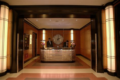 Front Desk Receptionist Nyc by The Chatwal New York Brings 5 Luxury To Times Square
