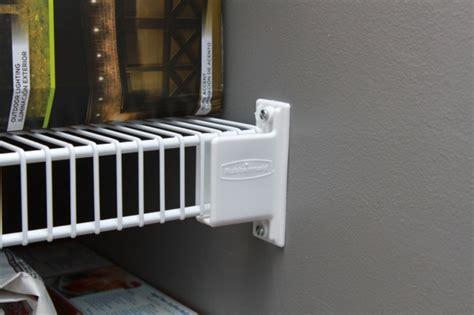closet organization tips installing rubbermaid 174 fasttrack