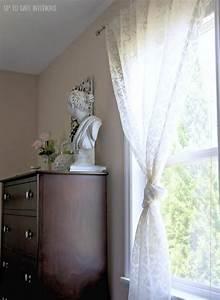 Six, Creative, And, Cheap, Window, Treatments