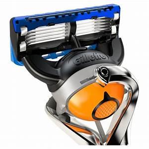 Gillette Fusion Proglide Manual Razor Blades 4 Per Pack