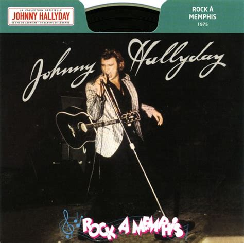 collection johnny hallyday  rock  memphis