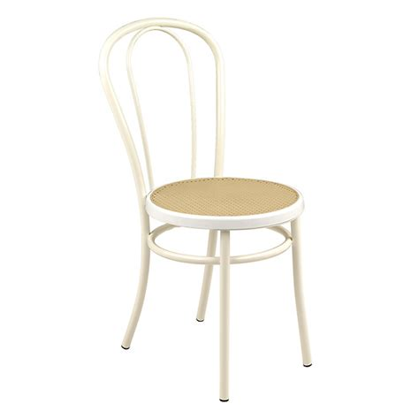 chaise de bistrot blanche chaise blanche style bistrot bistrot consoles tables
