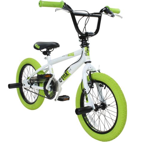 bmx für kinder 16 pollici bmx detox bici freestyle bicicletta per bambini
