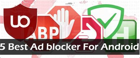 5 best ad blocker for android block ads pop ups