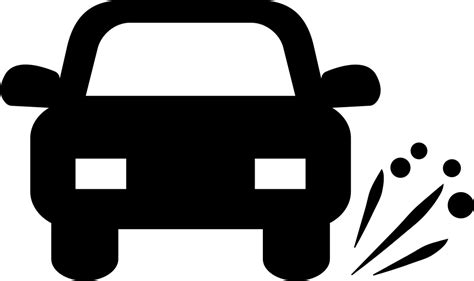 Car Tire Blowout Svg Png Icon Free Download (#8956