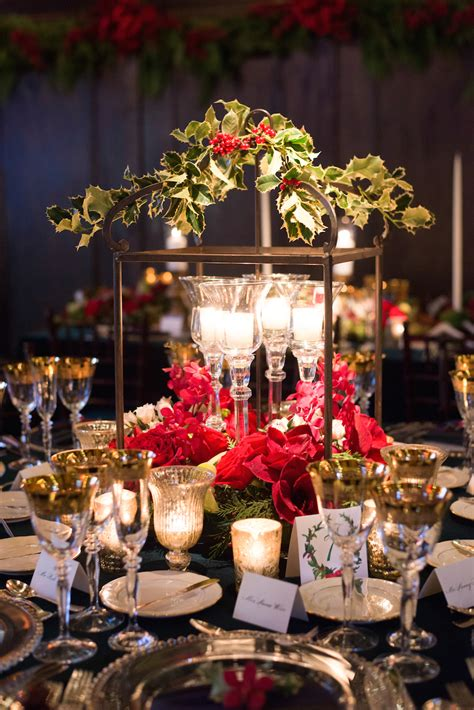How To Include Holiday Touches In Your December Wedding