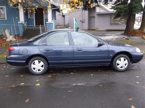 2000 Ford Contour Overview Cargurus