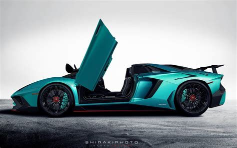 Lamborghini Aventador LP750-4 Superveloce Roadster - First ...
