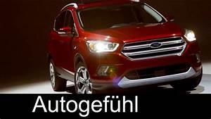 Ford Kuga Neues Modell 2017 : 2017 new ford escape kuga titanium facelift exterior ~ Kayakingforconservation.com Haus und Dekorationen