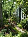 A Side Yard Beauty - RDM Architecture shade garden path ideas