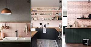 Cuisine Rose Poudré : le rose poudr blush couleur t 2017 bnbstaging le blog ~ Melissatoandfro.com Idées de Décoration