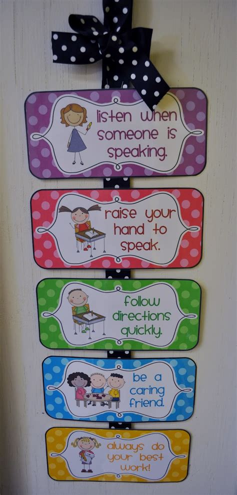 classroom management preschool mrs ricca s kindergarten classroom management freebies 773